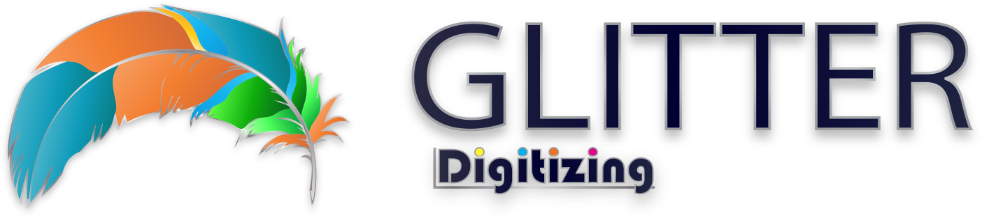 Glitter Digitizing – Online Digitizing Solution Company